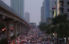 Nan giải bài toán giao thông Hà Nội