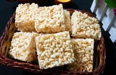 Cốm gạo, ký ức miền tuổi thơ của người xa xứ