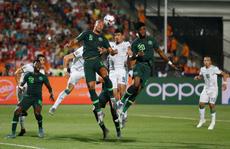 Đá phản cực hiểm, Tunisia và Nigeria mất vé dự chung kết CAN 2019