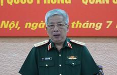 Thượng tướng Nguyễn Chí Vịnh nói về vấn đề Biển Đông
