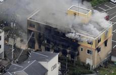 Nhật Bản: Cháy xưởng phim hoạt hình, ít nhất 33 người thiệt mạng