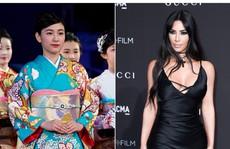 Bị dư luận Nhật Bản 'ném đá', Kim Kardashian đổi tên mẫu nội y