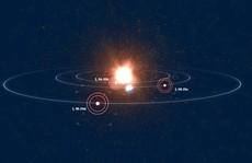 Hệ hành tinh lạ có 3 'trái đất hóa Sao Kim'