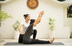 Yoga phục hồi – giải pháp khắc phục những cơn đau mỏi cơ xương khớp hiệu quả