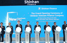 Shinhan Card ra mắt Shinhan Finance cùng hệ thống nhận diện thương hiệu