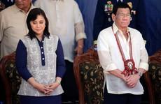 """Philippines buộc tội phó Tổng thống âm mưu """"nổi loạn"""""""