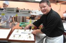 Đầu bếp 'Harry Potter' Dương Huy Khải mong muốn quảng bá ẩm thực Việt