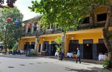 Hội An phục dựng khu phố Pháp