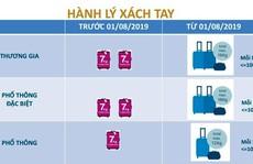 Chuyển sang hành lý hệ kiện, Vietnam Airlines có 'chuyển gánh nặng' sang hành khách?