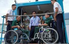 Hành trình đặc biệt tới Hà Nội của cựu tù Côn Đảo và thương binh chiến trường Campuchia
