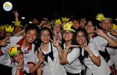 5.000 con CNVC-LĐ tham gia trại hè Thanh Đa