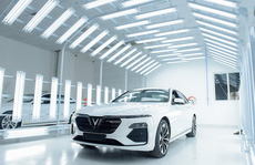 Hơn 10.000 khách hàng đã đặt mua xe sang của VinFast