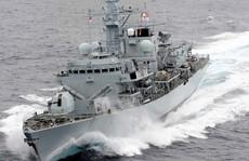 Hạm đội 'teo tóp', Anh chỉ điều một tàu chiến ra Vùng Vịnh