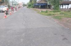 Quốc lộ 91 lại bị 'hà bá' đe dọa nuốt chửng