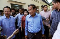 Campuchia mua thêm hàng loạt vũ khí của Trung Quốc