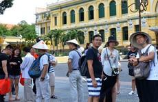 Khách du lịch Trung Quốc đến Việt Nam tiếp tục giảm