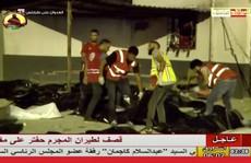 Không kích ở Libya, hơn 120 người thương vong