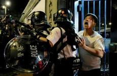 Hồng Kông đưa 23 người biểu tình ra toà