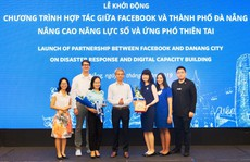 Facebook và Đà Nẵng hợp tác nâng cao năng lực số và ứng phó thiên tai
