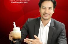 Diễn viên Đoàn Minh Tài khai trương nhà hàng Kiu B 88 chi nhánh 3