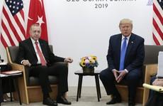 """Tổng thống Thổ Nhĩ Kỳ: Mỹ không giao F-35 là """"ăn cướp"""""""