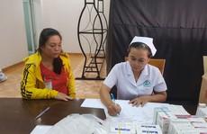 Khám bệnh miễn phí cho nữ công nhân