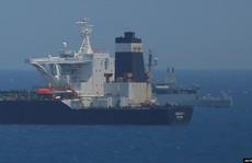 """Mỹ: Anh bắt tàu chở dầu Iran là """"tin tuyệt vời"""""""