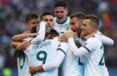 Messi nhận thẻ đỏ, Argentina giành hạng 3 Copa America