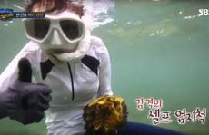 Thái Lan quyết xử vụ nữ diễn viên ăn sò khổng lồ