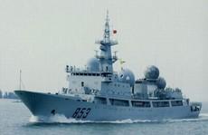 Tàu Trung Quốc do thám cuộc tập trận Mỹ-Úc bị lộ hành tung