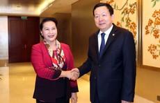 Việt - Trung thúc đẩy hợp tác toàn diện