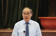 Bí thư Nguyễn Thiện Nhân: TP HCM sắp có thêm cán bộ lãnh đạo mới