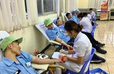 ĐÀ NẴNG: Đoàn viên, CNVC-LĐ tham gia hiến máu tình nguyện