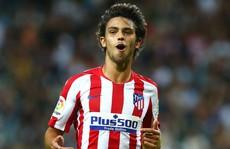 Sao trẻ Joao Felix cho Ronaldo 'ngửi khói', Atletico thắng đẹp Juventus