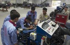 Học sinh, sinh viên ngành công nghệ ô tô hút hàng với doanh nghiệp
