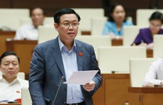Phó Thủ tướng Vương Đình Huệ cùng 15 bộ trưởng, trưởng ngành trả lời chất vấn tại Ủy ban Thường vụ QH