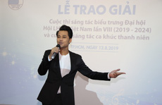 'Đường chúng ta đi vào kỷ nguyên số' là ca khúc về thanh niên Việt Nam hay nhất