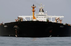 Gibraltar sắp thả tàu chở dầu Iran