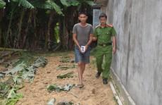 Bị truy bắt, kẻ 'ngáo đá' dùng mã tấu chống trả công an