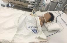 Bé trai nguy kịch sau 4 ngày uống thuốc hạ sốt của người lớn