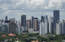 Thị trường nhà đất Singapore đầy rủi ro, nguy hiểm