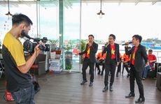 Hành trình hát vì đội tuyển - cuộc thi sáng tác bài hát cổ động bóng đá Việt Nam