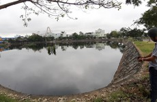 Đà Nẵng: Công trình hơn 100 tỉ đồng không thể xử lý được nước thải vì… bị ngập