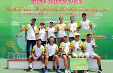 Hạ gục tay vợt trẻ, Minh Tuấn vô địch VTF Pro Tour 200