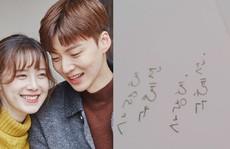 Goo Hye Sun bị Ahn Jae Hyun đòi ly dị - thêm 'chuyện tình cổ tích' sắp tan vỡ