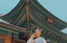 Cung điện nổi tiếng xứ Hàn trong ảnh check-in của hot girl, sao Việt