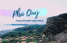 Về Phú Quý hát 'bài ca tôm cá'