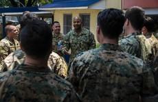 Việt Nam tham gia diễn tập an ninh hàng hải ở khu vực