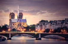 Kiến trúc sư Trung Quốc chiến thắng cuộc thi thiết kế nhà thờ Đức Bà Paris