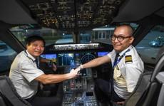 Chuyến bay thương mại đầu tiên của 'siêu máy bay' lớn nhất Việt Nam có gì lạ?